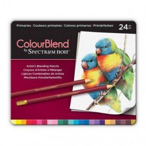Spectrum Noir Colourblend Primaries set 24 stuks