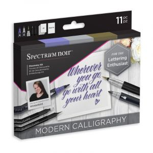 Spectrum Noir Discovery Kit Modern Calligraphy Handlettering SPECN-DISC-CAL