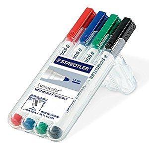 Set Staedtler Lumocolor Whiteboard markers 4st