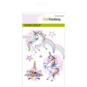Craftemotion clearstamps kerstwensen 130510/3005