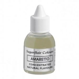 Sugarflair smaakstof Amaretto 100% natuurlijk 30ml B510