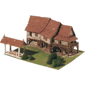 Aedes Ars model kit Casas rurales AA1412