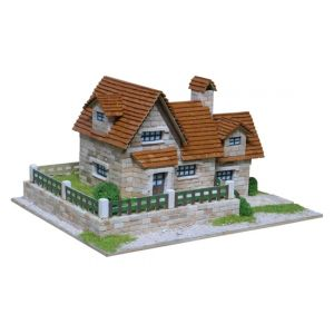 Aedes Ars model kit Chalet AA1417