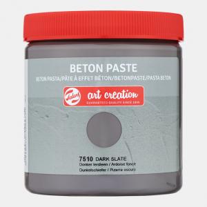 Art Creation beton pasta donker leisteen 250ml 422675100