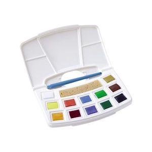 Art Creation Water Colour Pocket Box 12+3 napjes