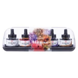 Ecoline Additional colors mixing set 5x30ml