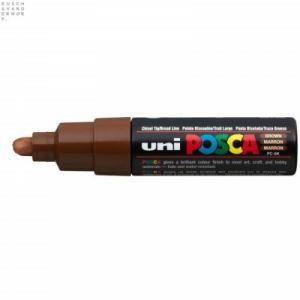 UniPosca PC7M 4,5-5,5mm bruin