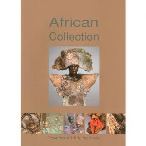Powertex boek African Collection 35102-0125