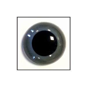 Veiligheids ogen grijs 15mm