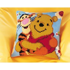 Vervaco Disney® kussenpakket Winnie en Teigetje