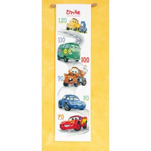 Vervaco Disney® meelat Cars