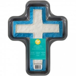 Wilton bakvorm kruis