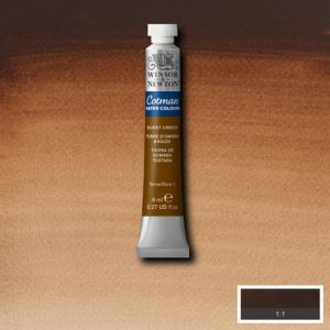 Cotman aquarelverf 076 burnt umber