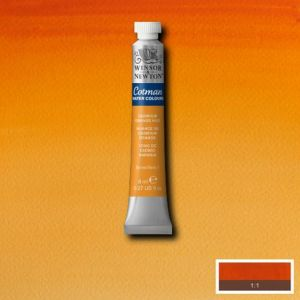 Cotman aquarelverf 8ml 090 cadmium orange hue