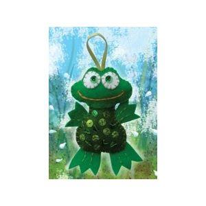 Krazy kits Froggy 9x11cm