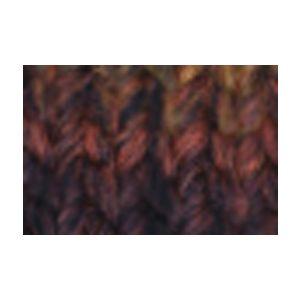 Azteca kleur 7854 zwart-lila-oranje-blauw-geel 100 gram