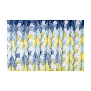 Tahiti Beach kleur 317 lichtblauw/blauw/witgroen/geel