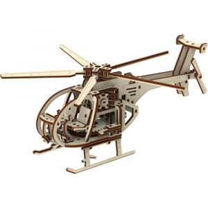 """Wooden City """"Helicopter"""""""