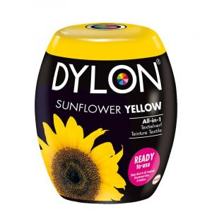 Dylon kleurvaste verf 05 sunflower all-in-1 ready to use