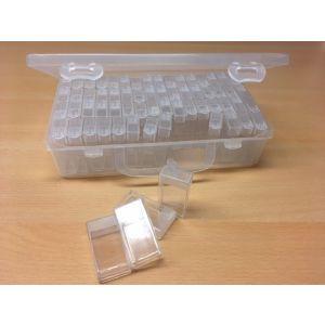 Fliptop box 64 stuks in opbergbox