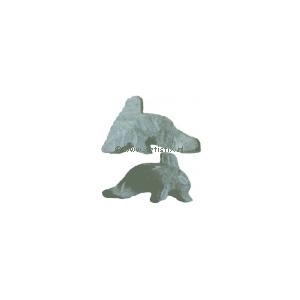 Speksteenset Dolfijn