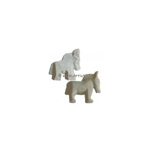 Speksteenset Paard