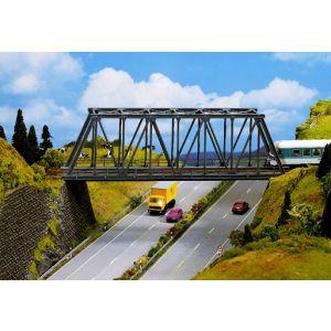 NOCH Stalen brug 36cm/10,6cm hoog