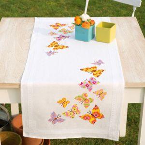 Vervaco tafelloper fladderende vlinders