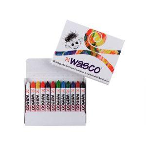 Wasco 1010C12 waskrijtjes set 12st