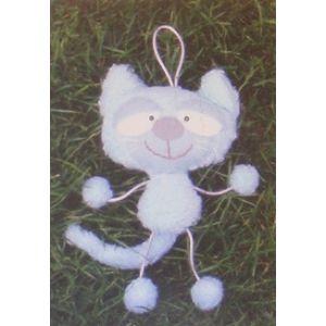 Wiggel Kitty 20 cm hoog