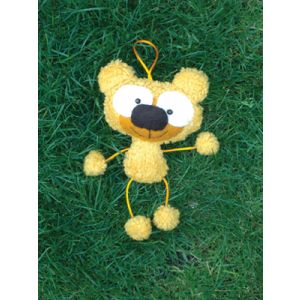 Wiggel Teddy 20 cm hoog