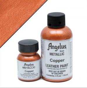 Angelus leerverf 141 Metallic Copper 118ml