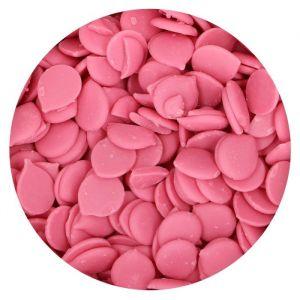 Funcakes Drip Deco melts roze 250gr