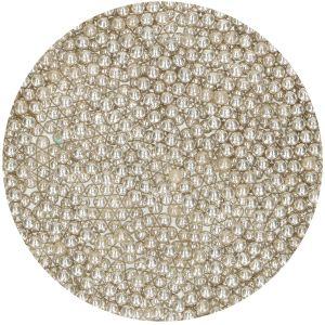 FunCakes Suikerparels 4mm Metallic Zilver 80gr