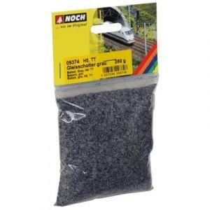 NOCH Ballast grijs 250 gram