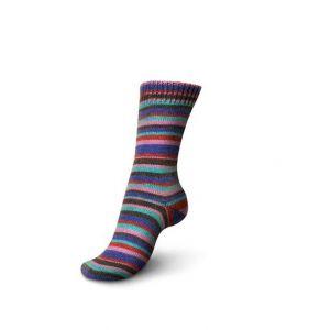 Regia sokkenwol 4-draads Design Line Kaffe Fasset 3867 Twilight