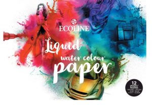 Talens Ecoline Print Paper A3 12 vel 290 grams